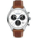 Heritage Calendoplan Chronograph - Brown - Movado Watches