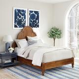 Banyan Bone Inlay Queen Bed - Ballard Designs