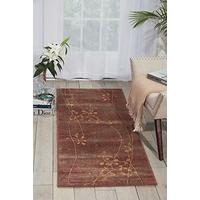 """Nourison Somerset Multicolor Runner Area Rug, 2-Feet by 5-Feet 9-Inches (2' x 5'9"""")"""