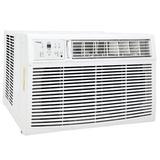 Koldfront 25,000 BTU Window Air Conditioner w/ Heater & Remote, Size 18.63 H x 26.5 W x 26.5 D in   Wayfair WAC25001W