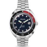 Devil Diver Watch - Metallic - Bulova Watches