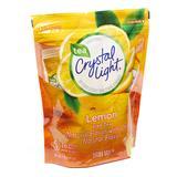 CRYSTAL LIGHT Tea Drinks - Crystal Light 16-Ct. Natural Lemon Iced Tea