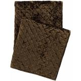 Pine Cone Hill Patina Throw Rayon in Brown, Size 70.0 H x 50.0 W in   Wayfair PC1983-THR