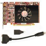 VisionTek Radeon HD 7750 5M 4K UHD 5-Monitor Graphics Card 900690