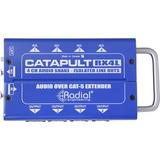 Radial Engineering Catapult RX4L Cat5/Cat6 Snake for Line-Level Audio Routing (Receiver) R800 8027