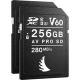 Angelbird 512GB Match Pack for the FUJIFILM X-T3 and X-T4 (2 x 256GB) MP-XT3-256SDV60X2