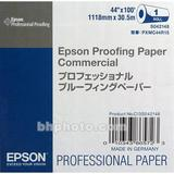 """Epson Commercial Inkjet Proofing Paper (44"""" x 100' Roll) S042148"""