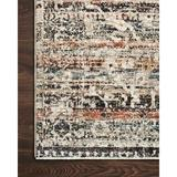 World Menagerie Fuhrman Abstract Taupe Area RugPolyester/Viscose in Brown, Size 96.0 H x 60.0 W x 0.25 D in   Wayfair