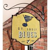 Winning Streak Sports Tavern Metal in Blue, Size 16.0 H x 16.0 W x 2.0 D in | Wayfair 11308