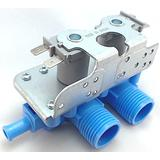 Compatible Water Inlet Valve for Maytag A712, Maytag LAT8500AAW, Maytag LA8520, Maytag A208 Washer