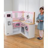 KidKraft Play Kitchens - Grand Gourmet Corner Kitchen