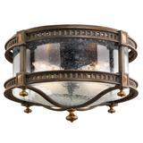 Fine Art Lamps Beekman Place 18 Inch 4 Light Outdoor Flush Mount - 564982ST