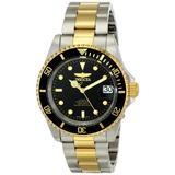 Invicta 8927OB Mens Pro Diver Automatic 3 Hand Black Dial, black, Size No Size