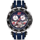 Men's T-race Sport Chronograph Watch, 47.2mm - Blue - Tissot Watches