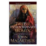 Thomas Nelson Chapter Books - Twelve Extraordinary Women Paperback
