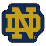 Notre Dame Fighting Irish 36'' x 21'' Logo Mat