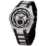 Kenneth Cole Men's Synthetic and Leather watch #KC3802