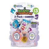 Learning Resources Science Education Toys - Beaker Creatures Series 3 - Set of Two