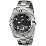Tissot Men's T0134204420100 T-Touch Expert Titanium Watch