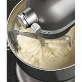 KitchenAid Silver - Silver 7-Qt. Flex Edge Beater