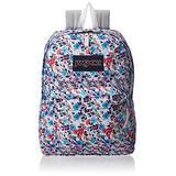 JanSport SuperBreak Backpack - Lightweight School Pack, Petal to The Metal