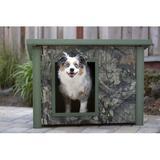 Tucker Murphy Pet™ Cotten Mossy Oak Insulated Dog House in Green, Size 25.5 H x 36.2 W x 28.9 D in | Wayfair F00EB854CCB14D8ABE45F2AFF7319E69