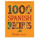 Houghton Mifflin Harcourt Cookbooks - 1,000 Spanish Recipes Cookbook