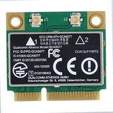 Zerone PCI-E Network Adapter Card, WiFi Card Dual Band 2.4G/5Ghz Network Card 433Mbps WiFi Mini PCI-E Wireless Card