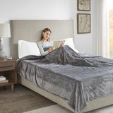 Beautyrest Heated Plush King Heated Plush Blanket - Olliix BR54-0910
