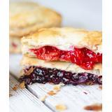 Mamie's Pies Desserts - Blueberry & Cherry Pie Set