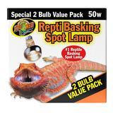 Zoo Med Repti Basking Spot Lamp Value Pack, 50 W