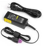 TAIFU 22V AC Printer Adapter Power Supply for HP Deskjet 1010 1012 1510 1518 0957-2385, Also for 0957-2403 HP Deskjet 1512 2515 2548 2540 2542 2544 OJ 2620 Officejet 2620 Ink All-in-One US Power Cord