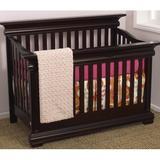 Harriet Bee Chen 4 Piece Crib Bedding Set Cotton in Orange   Wayfair SN4F