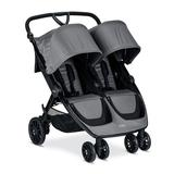 Britax B-Lively Double Stroller, Multicolor