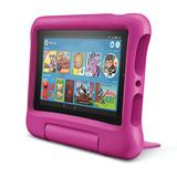 Amazon Fire 7 Kids Edition Tablet 7-in. Display 16 GB - 2019 Release, Pink