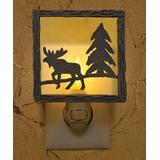 Park Designs Night Lights - Moose Night-Light