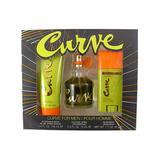 Liz Claiborne Men's Fragrance Sets - Curve 2.5-Oz. Eau de Cologne 3-Pc. Set - Men