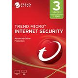 Trend Micro Internet Security, 3 User [Key Code]
