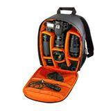 Houkiper Multi-Functional Camera Digital Video Backpack DSLR Outdoor Bag Waterproof Camera Case Bag