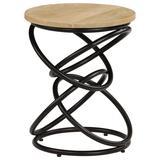 """vidaXL End Table Solid Mango Wood 15.7""""x19.7"""""""