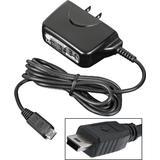 """Garmin AC Adapter Mini-USB Wall Charger For Nuvi, Zumo, StreetPilot, StreetPilot C-Series, Approach, Astro, eTrex, Colorado And Dakota"""