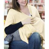 Bebitza Nursing Blankets Yellow - Yellow Breastfeeding Blanket