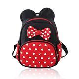 Cute Little Girls Backpack Waterproof Small Kids Backpacks Casual Daypack Toddler Travel Bag Baby Rucksack Mini Mouse Bakcpack