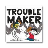 Peanuts Refrigerator Magnets - Peanuts 'Trouble Maker' Magnet