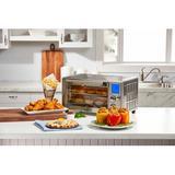 "Emeril Lagasse Emeril Lagasse Power Air Fryer 360, Stainless Steel, Size 10""H X 19""W X 15""D | Wayfair 752356827373"