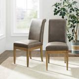 Penelope Side Chair, Set Of Two - Flint - Grandin Road