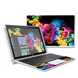 """MightySkins Skin Compatible with HP Pavilion x2 10.1"""" (2015) Laptop case wrap Cover Sticker Skins Bright Life"""