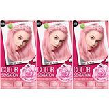 Garnier Hair Color Sensation Hair Cream, Smell The Roses, (Pack of 3)