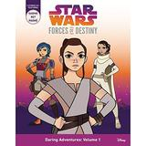 Daring Adventures: Volume 1 (Star Wars: Forces of Destiny Chapter Books)