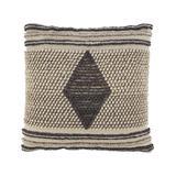 Signature Design by Ashley Furniture Throw Pillows Gray/Cream - Gray & Cream Ricker Accent Pillow